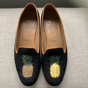 Stubbs and Wootton women's loafers